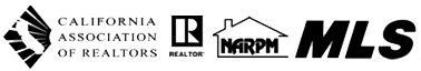 California Association of Realtors, Realtor, NARPM, MLS